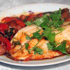 פילה אמנון חריף לפתיחת ארוחת שישי בערב - איך אפשר בלי דגים בערב שבת.