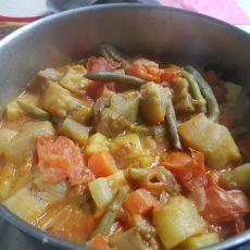 גיבץ' - תבשיל ירקות