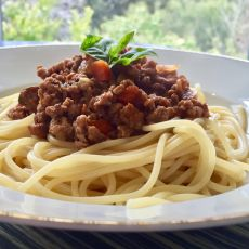 ספגטי בולונז