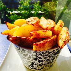 סירות תפוחי אדמה בתנור