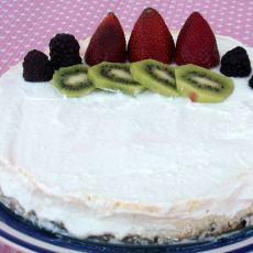 עוגת גבינה עשירה - לשבועות