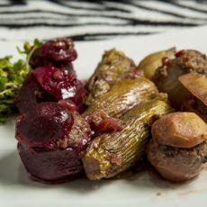 בלאק פריידי - עכשיו ב-50% הנחה! - ממולאים של ירקות עם בשר בקר