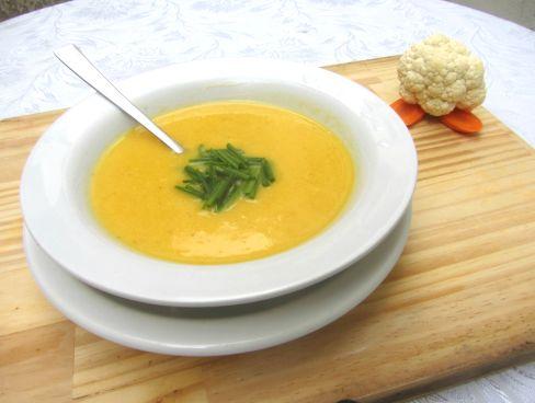 מרק כרובית