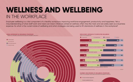 Wellness and wellbeing in the workplace