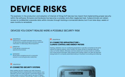 Device Risks
