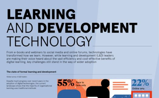 Learning and development technology