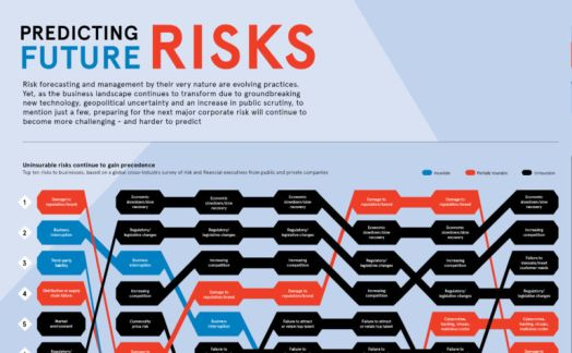 Predicting future risks