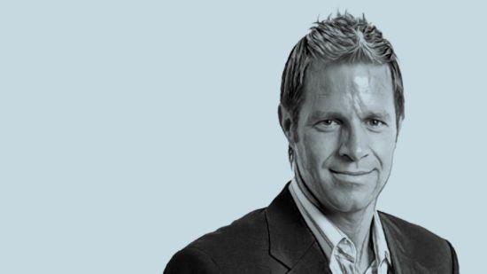 Scott Allen, marketing boss at Microsoft UK