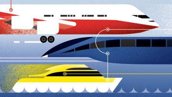 Future of Transport illustration