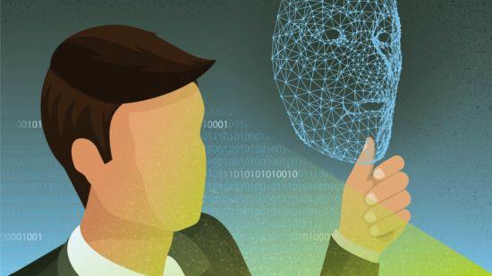 Fighting fraud illustration