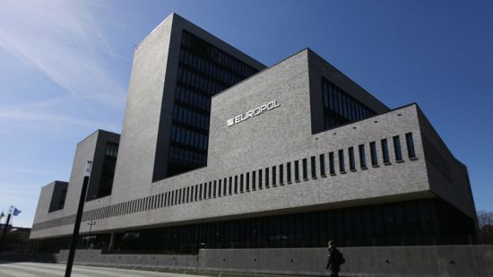 Europol HQ in the Hague