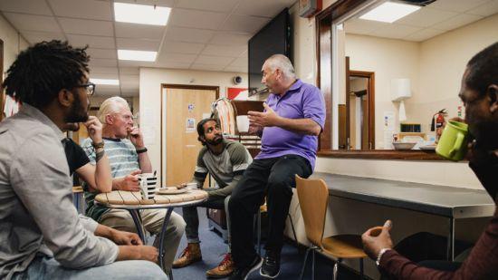 Social care UK