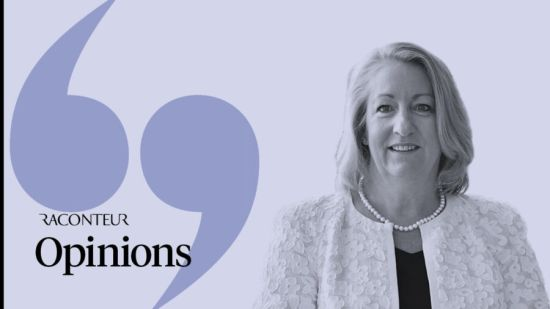 Rebecca George, president, BCS, The Chartered Institute for IT