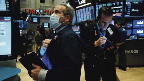 Stock trading new normal