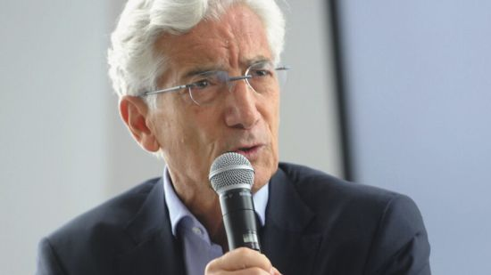 Sir Ronald Cohen