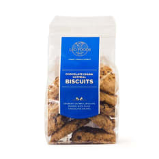Leo Foods Choc Chunk Oatmeal Biscuits, 160g