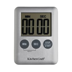 KitchenCraft Slimline Digital Timer