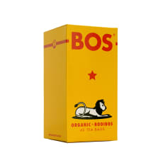 BOS Organic Rooibos Unbleached Tea Bags, Box of 40