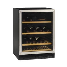 Tefcold Refrigerated 45 Bottle Wine Display and Storage Cabinet