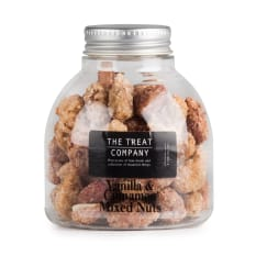 The Treat Company Vanilla & Cinnamon Mixed Nuts, 130g