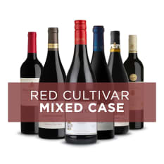 Yuppiechef Wine Red Cultivar Mixed Case, Case of 6