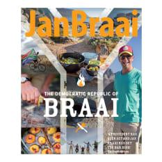 The Democratic Republic of Braai Cookbook by Jan Braai