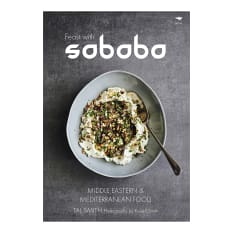 Feast with Sababa: Middle Eastern and Mediterranean Food By Tal Smith