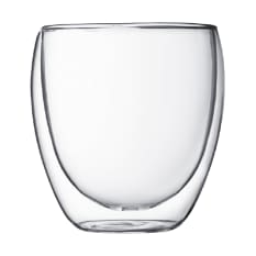 Bodum Pavina Double Wall Glasses, Set of 2