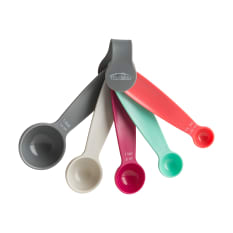 Trudeau Structure 5 Piece Measuring Spoon Set