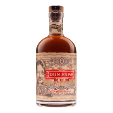 Don Papa Small Batch Rum, 750ml
