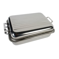 LK's Stainless Steel Roaster
