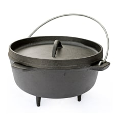 LK's 3 Legged Cast Iron Baking Pot