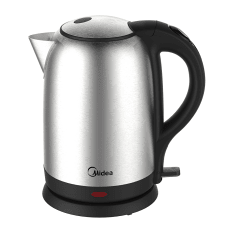 Midea Stainless Steel Kettle, 1.7L
