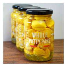 Carara Preserved Patty Pans, 375ml