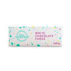 White Chocolate Fudge, 140g
