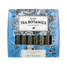 Eat Art Tea Botanics, 8 Pack