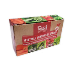 Reel Gardening Vegetable Windowsill Garden In a Box