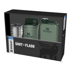 Stanley Adventure Shot & Flask Gift Set
