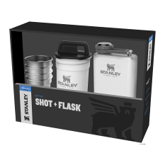 Stanley Adventure Shot and Flask Gift Set