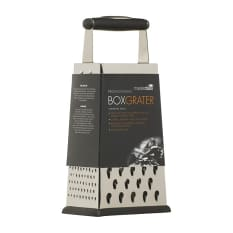 Master Class Professional Four Sided Box Grater
