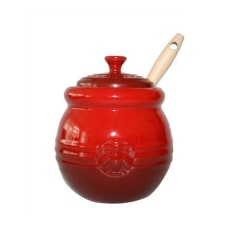 Le Creuset Honey Pot and Dipper Set, 450ml