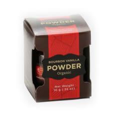 Bourbon Vanilla Organic Vanilla Powder, 10g