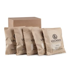 Legado Coffee Roasters Coffee Beans - Single Origin Variety Pack, 500g
