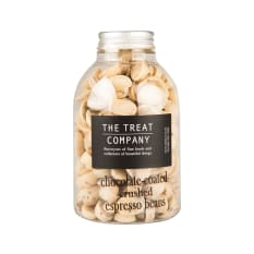 The Treat Company Coffee and White Chocolate Beans, 285g