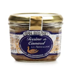 Jean Brunet Duck Pâté with Armagnac, 180g