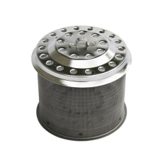 Lotus Grill Replacement Charcoal Canister
