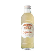 Franklin & Sons Ginger Beer with Malted Barley & Lemon