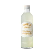 Franklin & Sons Lemonade, Elderflower & Crushed Juniper Soft Drink