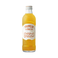 Franklin & Sons Orange, Grapefruit & Lemongrass Soft Drink