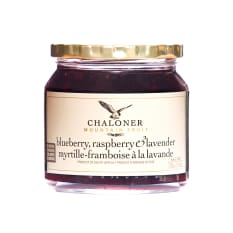 Chaloner Blueberry, Raspberry and Lavender Jam